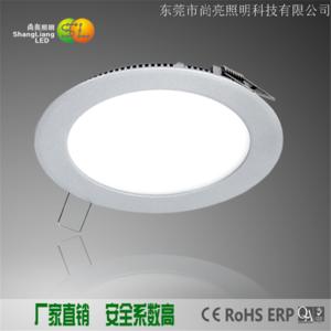 9W LED面板灯SL-06009001